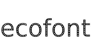 ecofont2