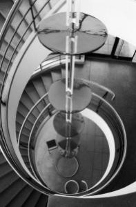 Staircase, De La Warr Pavilion
