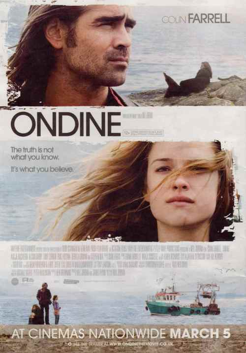 Film poster for Ondine