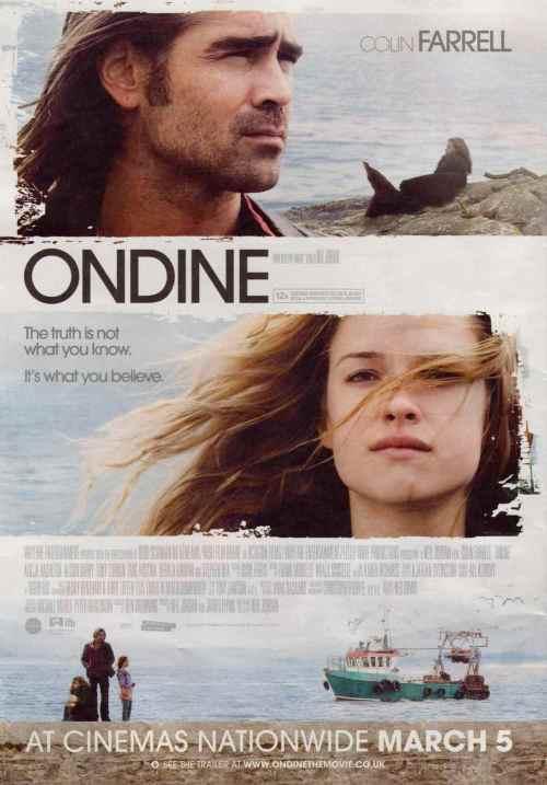 Film poster for Ondine