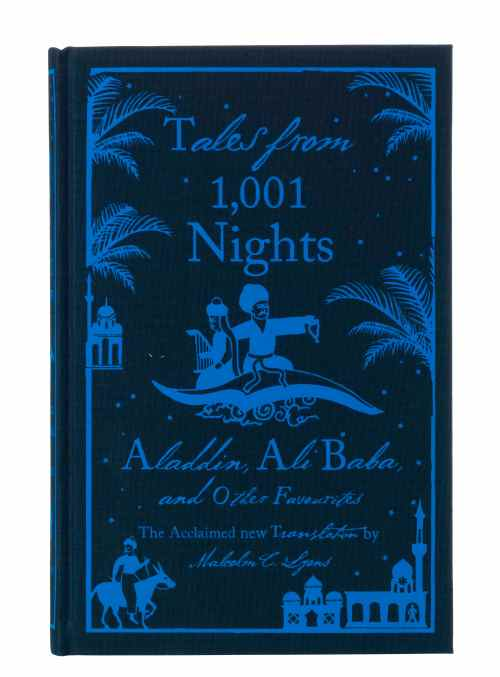The Arabian Nights, designed by Coralie Bickford-Smith for Penguin