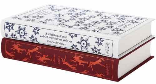 "Charles Dickens' ""A Christmas Carol"", Dante's ""Inferno"""