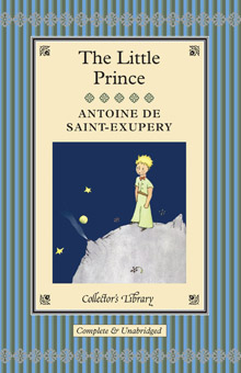 The Little Prince by Antoine de Saint-Exupéry, translated by Ros Schwartz